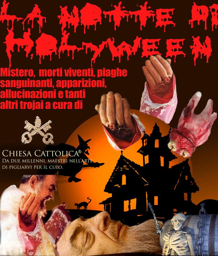 Chiesa cattolica, altro che Halloween - photo