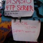 Cartello ad hackit 2011: Disagio FTP Server