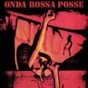 Copertina del disco degli Onda Rossa Posse
